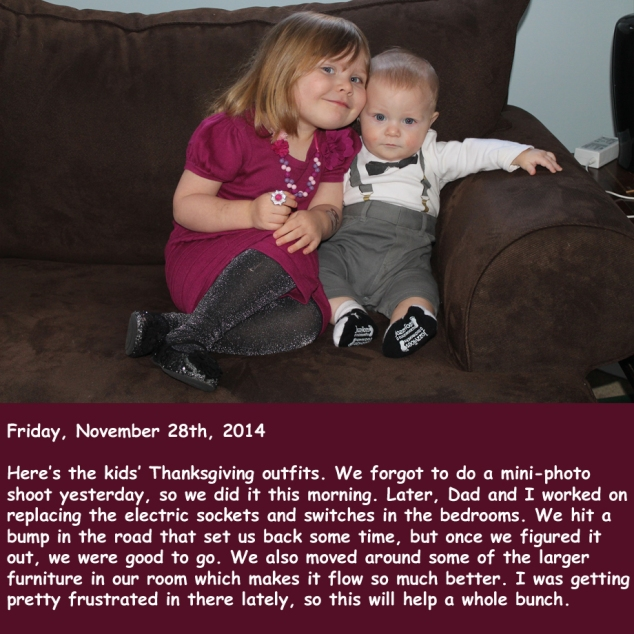Friday, November 28th, 2014