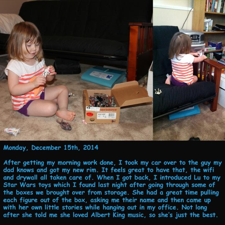 Monday, December 15th, 2014