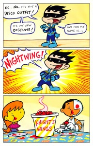 tiny titans nightwing