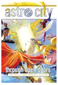 astro city through open doors