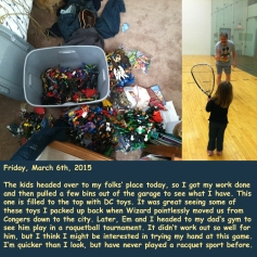 Friday, March 6th, 2015