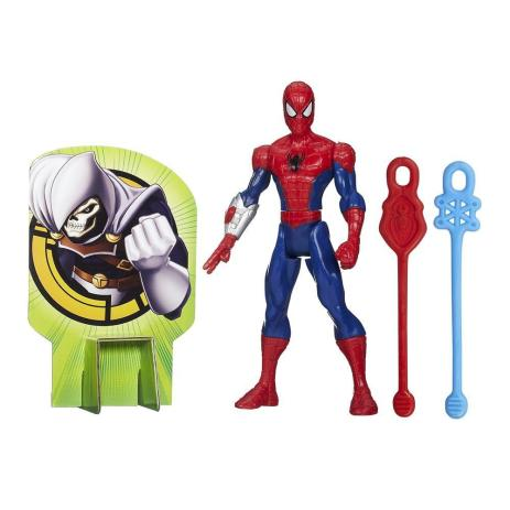 ultimate spider-man web spinners spider-man