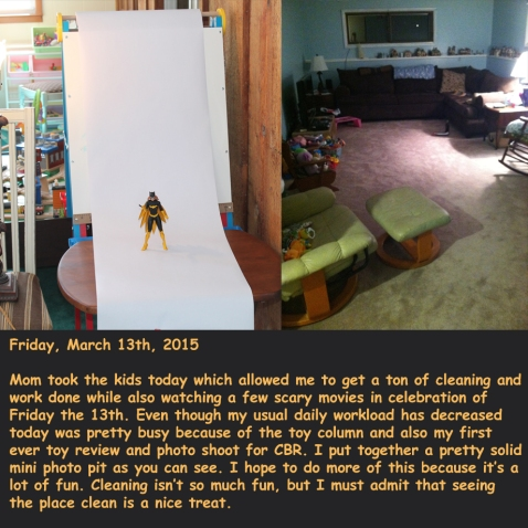 Friday, March 13th, 2015