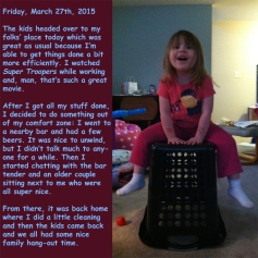 Friday, March 27th, 2015