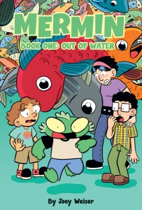 mermin book 1 out of the water