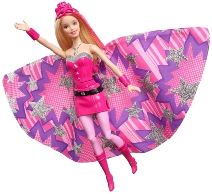 princess power barbie