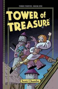 three thieves tower of treasure