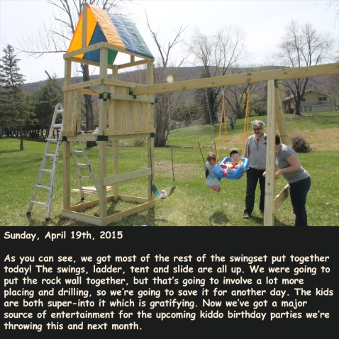 Sunday, April 19th, 2015