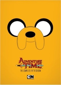 adventure time complete fifth season bluray