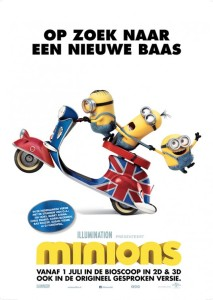 minions poster 2