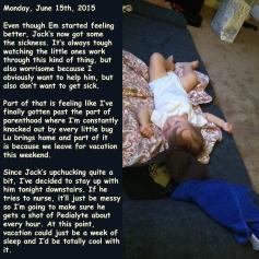 Monday, June 15th, 2015