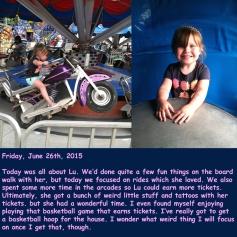 Friday, June 26th, 2015