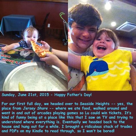Sunday, June 21st, 2015
