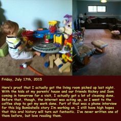 Friday, July 17th, 2015