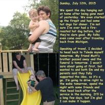 Sunday, July 12th, 2015