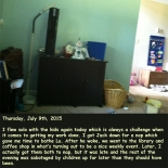 Thursday, July 9th, 2015