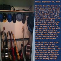 Friday, September 4th, 2015