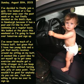 Sunday, August 30th, 2015