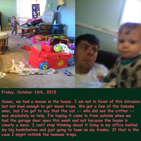 Friday, October 16th, 2015