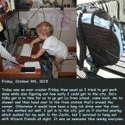 Friday, October 9th, 2015