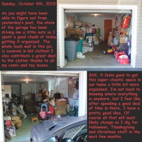 Sunday, October 4th, 2015