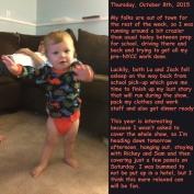 Thursday, October 8th, 2015