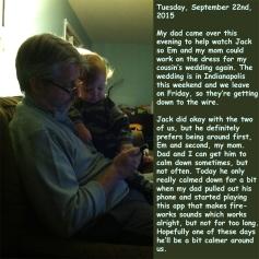 Tuesday, September 22nd, 2015