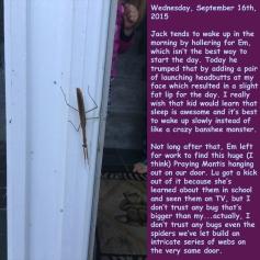 Wednesday, September 16th, 2015
