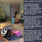 Friday, December 18th, 2015