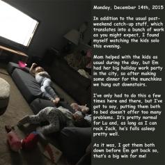 Monday, December 14th, 2015