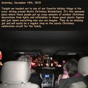 Saturday, December 19th, 2015