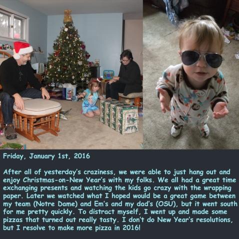 Friday, January 1st, 2016