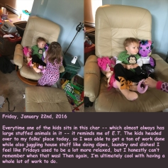 Friday, January 22nd, 2016
