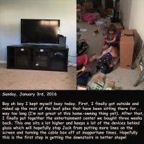 Sunday, January 3rd, 2016