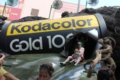 honey i shrunk the kids playground kodak slide