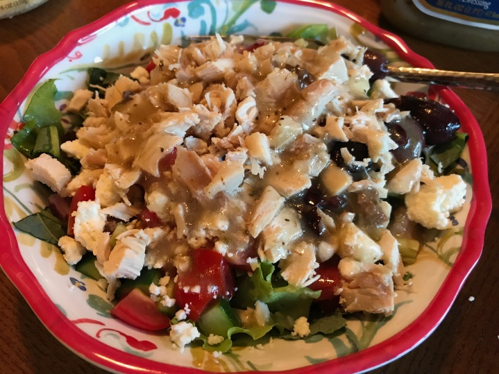 greek salad finale