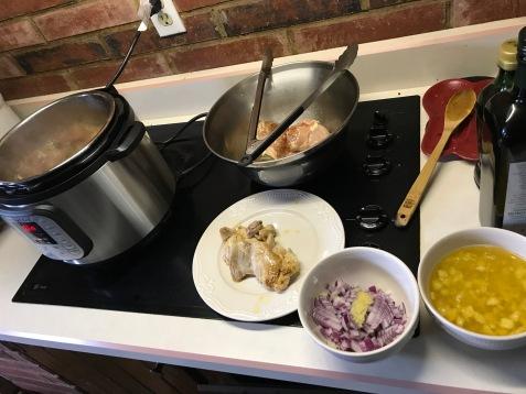 instant pot hawaiian chicken 1